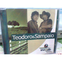 Cd Teodoro E Sampaio @ Rural (lacrado) Frete Grátis