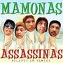 Cd - Mamonas Assassinas Pelados Em Santos