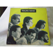 Disco Vinil Lp Roupa Nova Com Você Faz Sentido 1984
