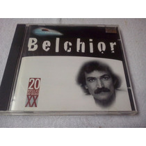 Cd Belchior - Millennium Coletânia Melhores Músicas Ótimo!