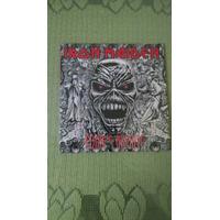 Promo Cd Iron Maiden Eddies Archive Novo E Lacrado