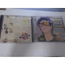 Vendo 2 Cds Originais - Coletânea Vibe 97 - Volume 07/08
