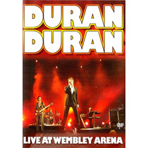 Dvd Duran Duran - Live At Wembley Arena (seminovo)