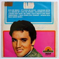 Lp Vinil Elvis Presley - Disco De Ouro (1977)