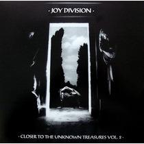 Lp Joy Division Closer To The Unknown Treasures Importado