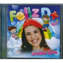 Cd Suellen Lima - Feliz Demais - Vol 1 [infantil]