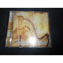 Cd Harpa Cristã - Harpa De Davi Instrumental