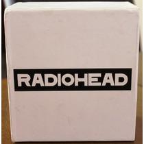 Radiohead Caixa Importada Com 7 Albúns Vejam Fotos