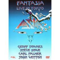 Asia : Fantasia - Live In Tokyo (dvd)