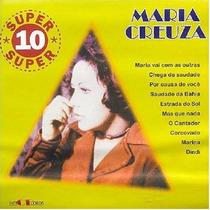 Cd Lacrado Maria Creuza Super 10 2002