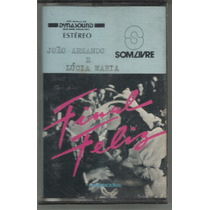 K7 Fita Cassete Novela Final Feliz Internacional 1983