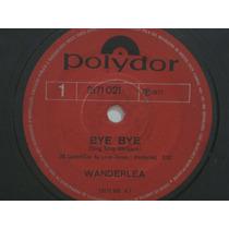 Wanderléa Bye Bye + Anonimo Veneziano 1971