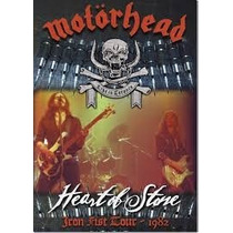 Motorhead Dvd Heart Of Stone Live In Toronto Iron Fist Tour