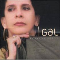 Cd - Gal Costa - De Tantos Amores