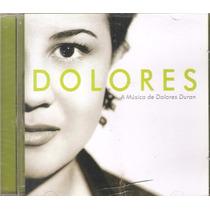 Cd Tete Espindola Claudia Telles Cida Moreira Cantam Dolores