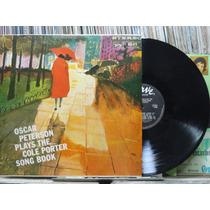 Oscar Peterson Plays Cole Porter Song Book Lp Jazz Estéreo