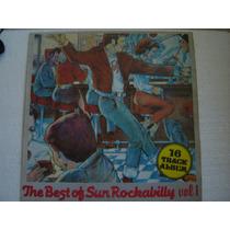 Lp - The Best Of Sun Rockabilly Vol.1 - Zerado Frete R$ 8,00