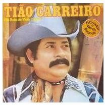 Cd Tião Carreiro É Isto Que O Povo Quer (1976) - Novo