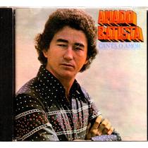 Amado Batista Vol.1-canta O Amor - Cd Original Novo Lacrado