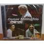 Cd Osmar Milito Trio Samba Jazz Bossa Jazz Samba Lacrado