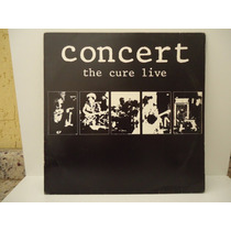 Lp The Cure- Concert The Cure Live - 1985