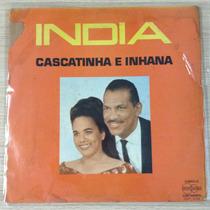 Lp Cascatinha E Inhana Índia (raro)caboclo Continental 1971