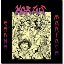 Korzus - Sonho Maniáco - (digipack) - (7 Bonus) - (nac)