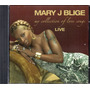 Mary J Blige - Collection Of Love Songs - Live Imp. Raro!