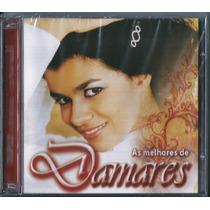 Cd Damares - As Melhores [duplo Cd + Pb] * Original