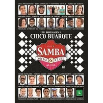 Dvd Samba Social Club Ao Vivo Vol 6 Homenagem Chico Buarque