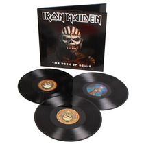 Iron Maiden - The Book Of Souls [vinil Triplo]