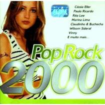 Cd / Pop Rock 2000 = Paulo Ricardo, Ed Motta, Zeca Baleiro