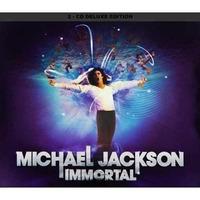 Cd Duplo Michael Jackson - Immortal (deluxe Edition)