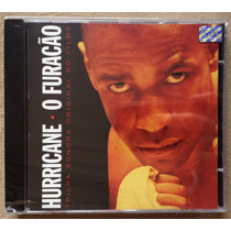 Cd Hurricane O Furacão (c/ Bob Dylan) Soundtrack
