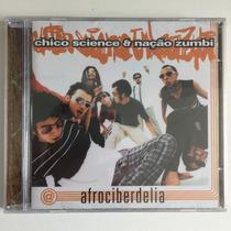 Cd Chico Science & Nação Zumbi Afrociberdelia - Lacrado!!!