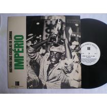 Lp -historia Das Escolas De Samba - Imperio / Marcus Pereira