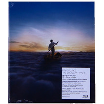 Dvd Blu-ray + Cd Pink Floyd The Endless River Novo Importado