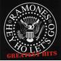 Cd Ramones - Greatest Hits/hey Ho Let