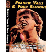 Frankie Valli & Four Seasons Dvd Lacrado