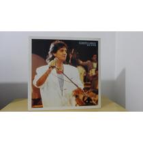 Roberto Carlos Ao Vivo # Disco Lp Capa Dupla Em Ótimo Estado
