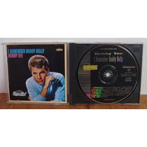 Cd Bobby Vee - I Remember Buddy Holly - Bonus Track 1992 Usa