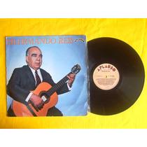 Lp Dilermando Reis - Xodó Da Baiana - Aplauso - 1979