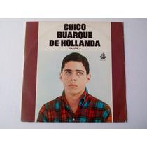 Lp Chico Buarque De Hollanda - Volume 3 - 1967 Disco Vinil