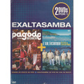 Exaltasamba - Box Com 2 Dvds Pagode Do Exalta (dvd Lacrado)