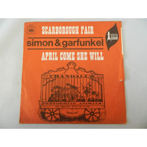 Simon & Garfunkel - Scarborough Fair - Compacto Ep
