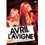 Avril Lavigne - Live At Roxy Theatre [dvd] Bra Frete Gratis