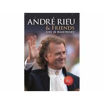 André Rieu & Friends - Live In Maastricht - (2013) - Dvd