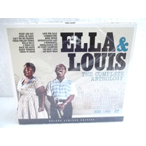 Ella E Louis Complete Anthology Box 6 Cd´s Original Lacrada