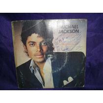 Compacto - Michael Jackson - Beat It