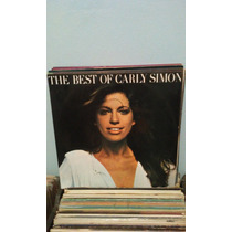 Lp Carly Simon The Best Of 1976